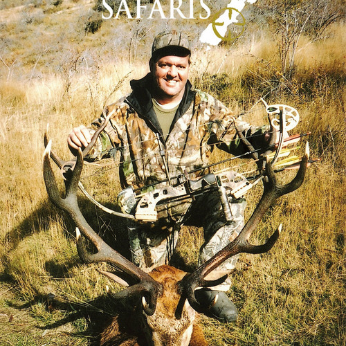 NZ HORN & ANTLER SAFARIS | New Zealand Red Stag Hunting Outfitter