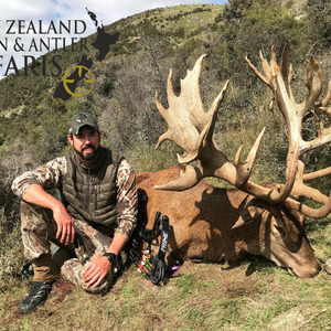 2018 Club New Zealand Red Stag 370 to 440sci