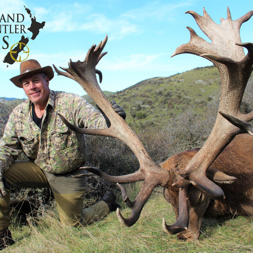Early Season Club NZ Red Stag 458sci