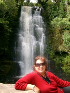 Waterfall in the Catlins